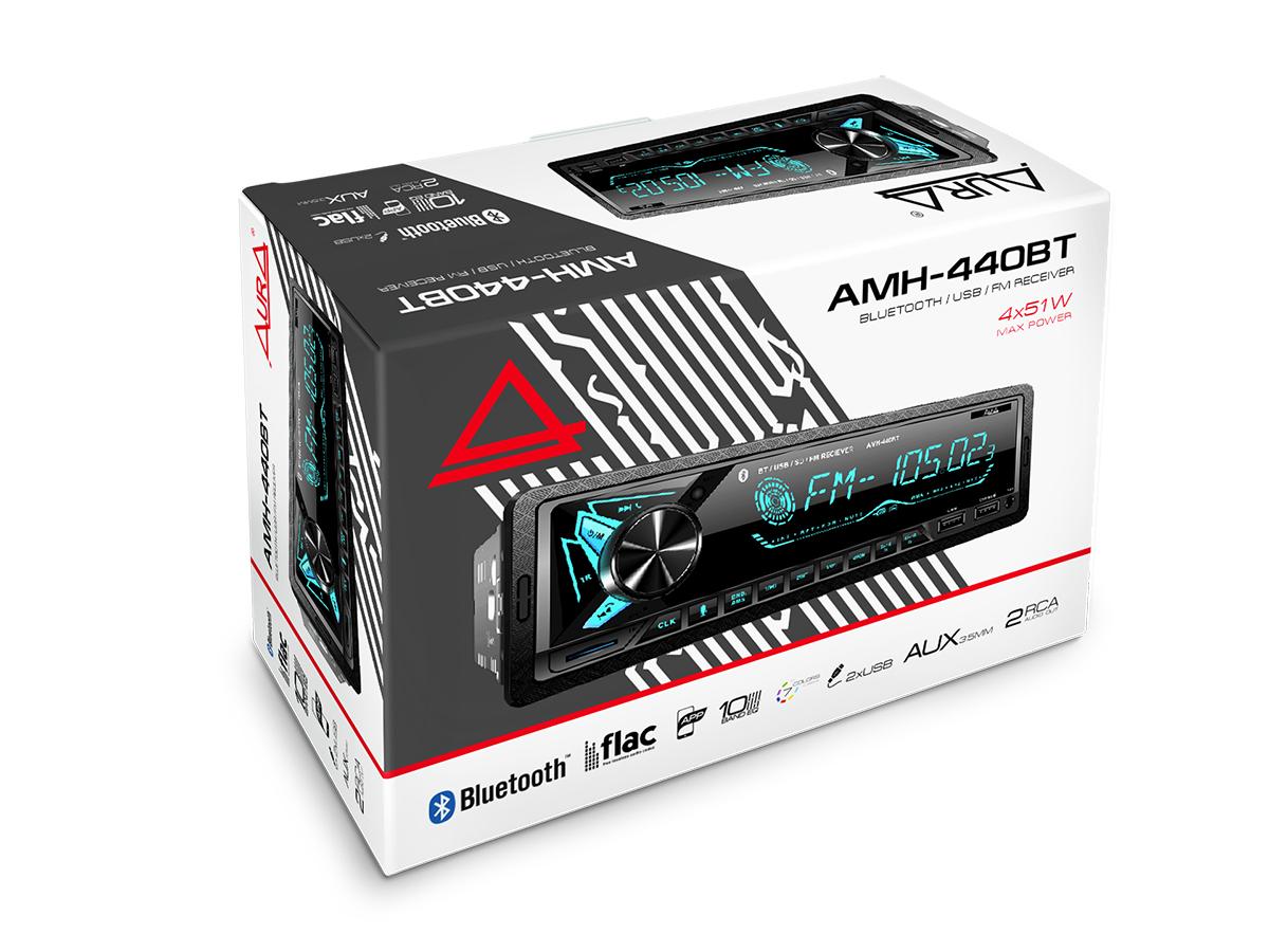 AMH-440BT box
