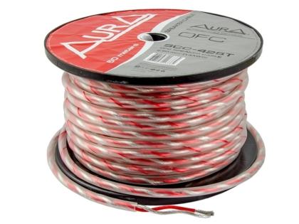 Акустические кабели, луженая медь (OFC Tinned)