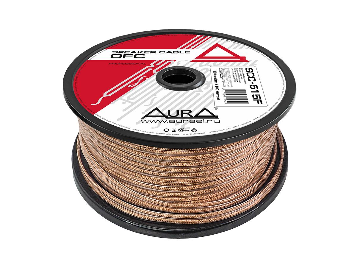 Акустические кабели, бескислородная медь (OFC)